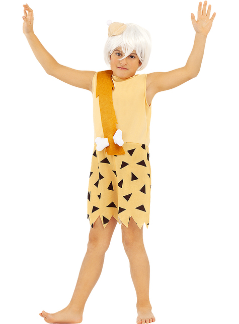 Bamm-Bamm Kamenko kostim za dječake - Obitelj Kremenko
