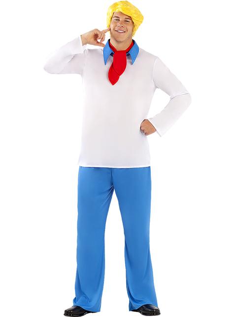 Disfraz de Fred - Scooby Doo