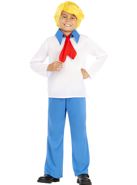 Στολή Fred για Αγόρια - Scooby Doo