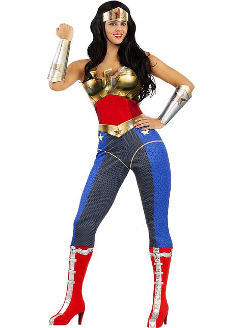 Déguisement Wonder Woman - Unjustice: Gods Among Us