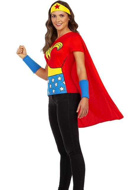 Wonder Woman kit voor vrouwen