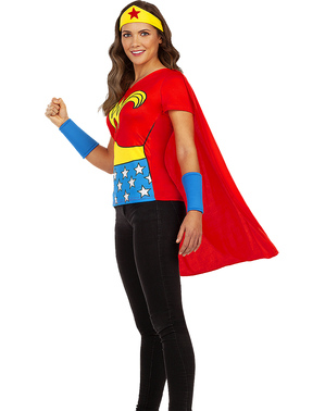Zestaw Wonder Woman dla kobiet