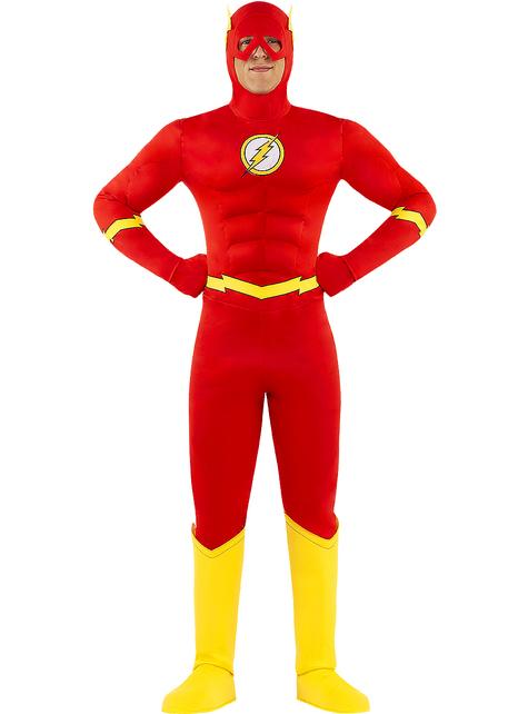 Ανδρική Στολή Flash - DC Comics