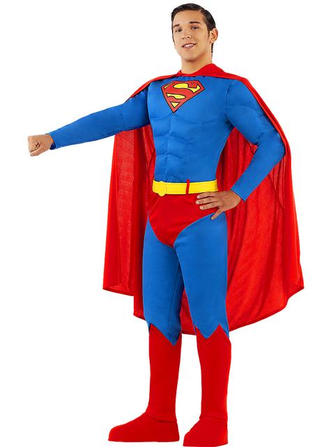 Superman muški kostim - DC Comics