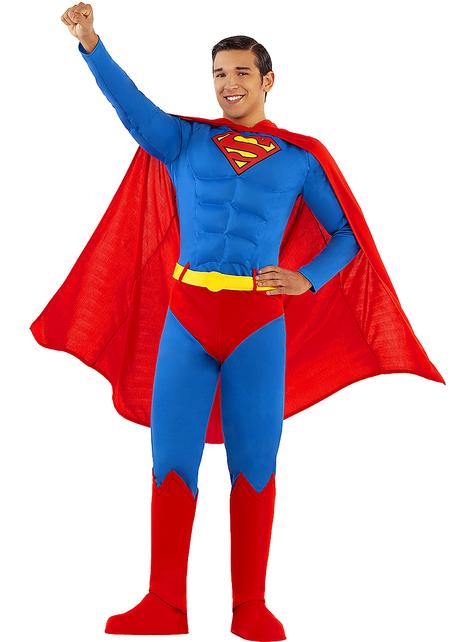 Ανδρική Στολή Superman - DC Comics
