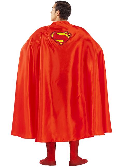 Capa de Superman para adulto