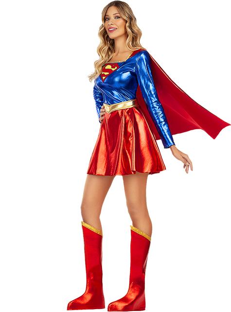 Sexy Supergirl costume