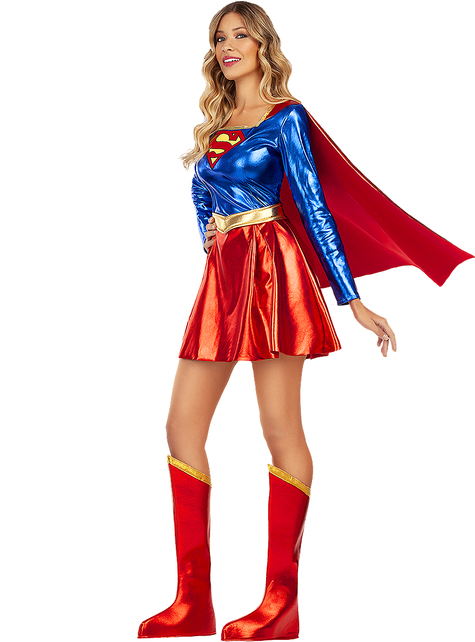 Supergirl kostuum