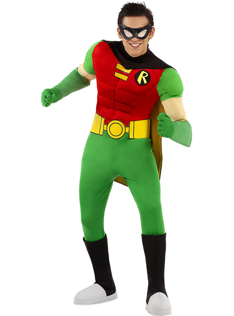 Déguisement Robin - Teen Titans