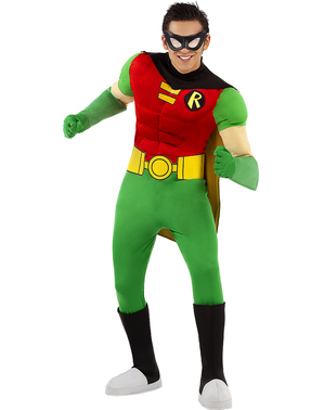 Robin costume for men - Teen Titans