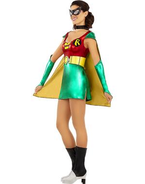 Robin kostume til kvinder