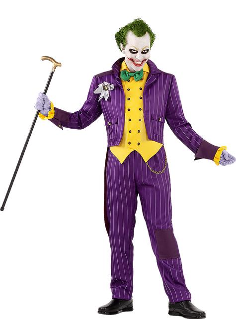Strój Joker - Arkham City
