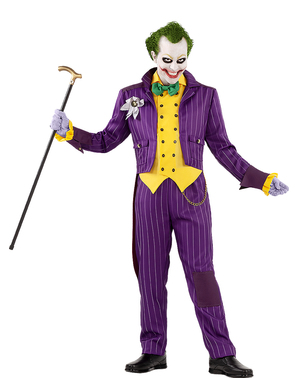 Joker kostume - Arkham City