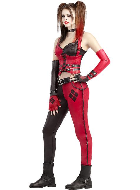 Harley Quinn costume - Arkham City