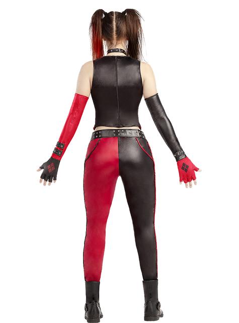 Γυναικεία Στολή Harley Quinn - Arkham City