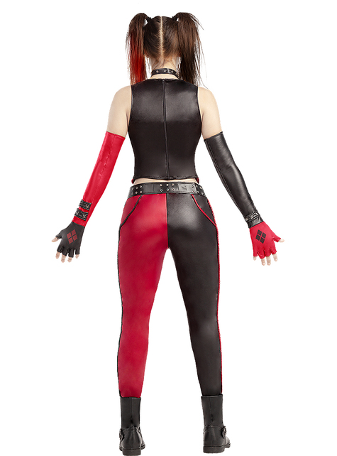 Strój Harley Quinn - Arkham City
