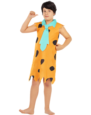 Fred Flintstone kostyme til gutter - The Flintstones