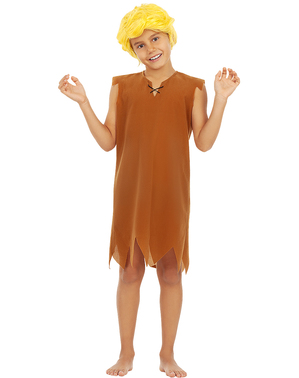 "Детски костюм на Барни Ръбъл– ""Семейство Флинтстоун"""