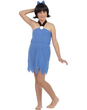 Betty Skalda kostiumas mergaitėms - Flintstones