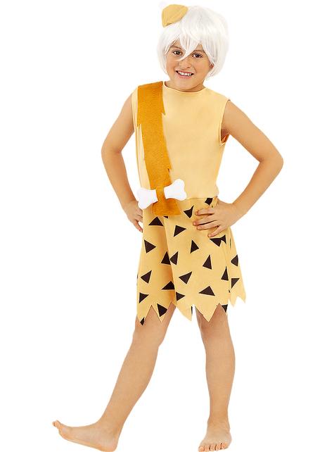 Disfraz de Bam-Bam para niño - Los Picapiedra