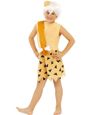 Bamm-Bamm búningur fyrir stráka - The Flintstones