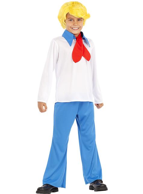 Fred kostuum voor jongens - Scooby Doo