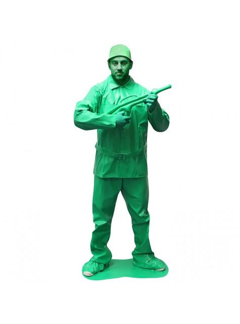 Іграшковий солдат для дорослих костюм