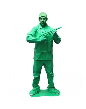 Spielzeug Soldat Kostüm