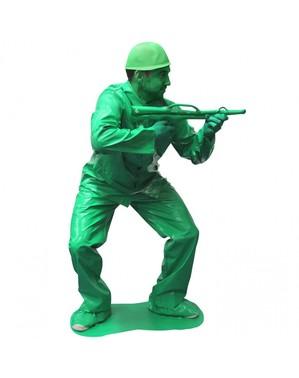 Костюм на оловен войник за възрастни