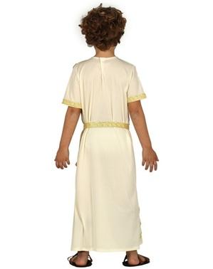 Griekse God kostuum voor jongens