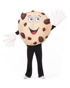 Disfraz de galleta divertida para adulto