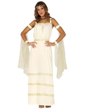 Fato de Deus grego para mulher