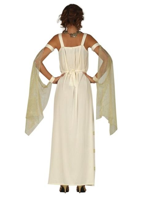 Disfraz de Dios griego para mujer