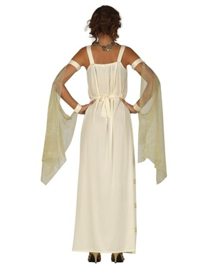 Costume da Dio greco per donna