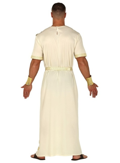 Elegant Greek God Costume for Men