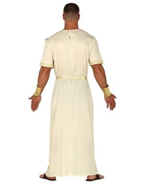 Elegancki Strój Grecki Bóg dla mężczyzn