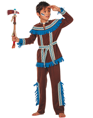 Beginning Indian costume for boys