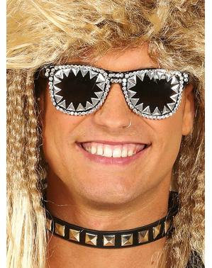 Rock Stjerne Briller til Voksne
