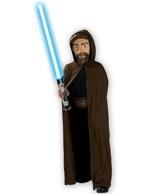 Obi Wan Kenobi The Clone Wars kit for a boy