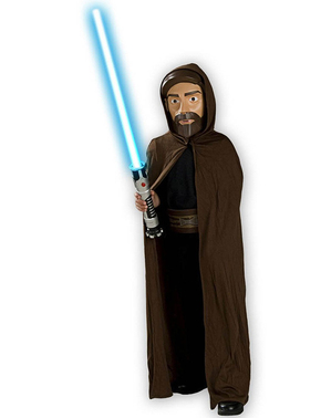 Obi Wan Kenobi The Clone Wars kit for a boy