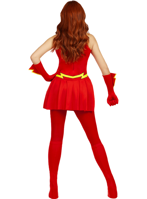Γυναικεία στολή Flash