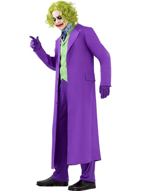 Ανδρική Στολή Joker - The Dark Knight