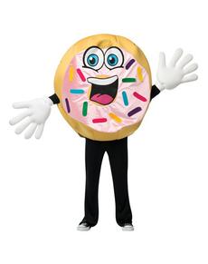 Disfraz de donut dulce para adulto