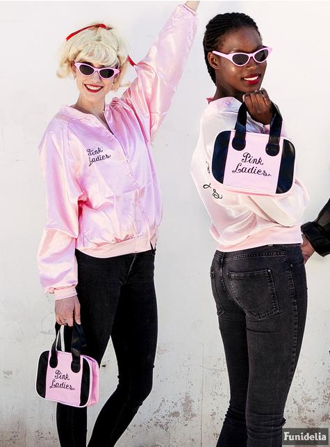 Pink Ladies Jacket Plus Size - Grease costume