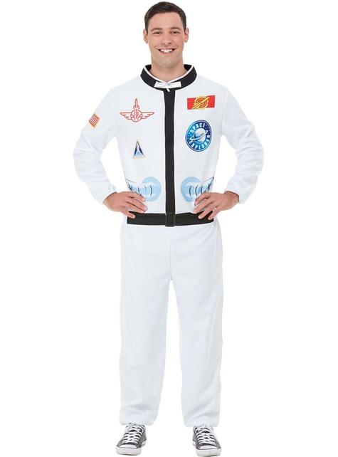 Disfraz de astronauta talla grande