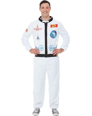 Astronautu kostīms Plus Size