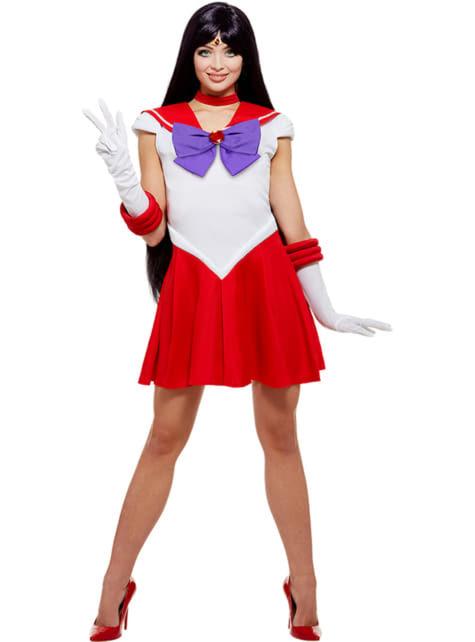 Pluskokoinen Sailor Mars-asu - Sailor Moon