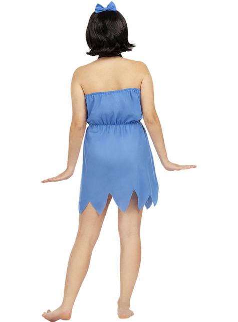 Disfraz de Betty Mármol talla grande - Los Picapiedra