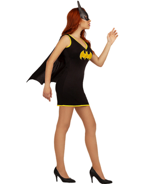 Vestido de Batgirl talla grande