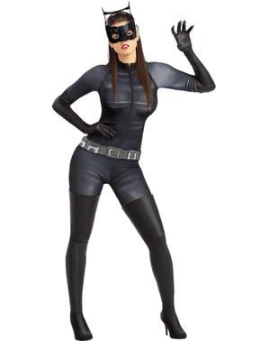 Catwoman Kostyme Plusstørrelse